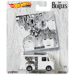 Hot Wheels 1:64 The Beatles Yellow Submarine