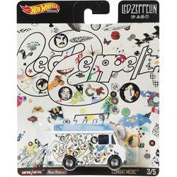 Hot Wheels 1:64 Led Zeppelin Haulin' Gas