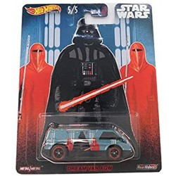 Hot Wheels 1:64 Star Wars Dream Van XGW