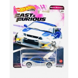 Hot Wheels 1:64 Fast & Furious '95 Mazda RX-7