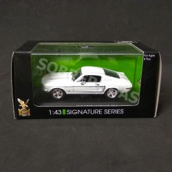 Lucky Diecast 1:43 1968 Ford Mustang GT