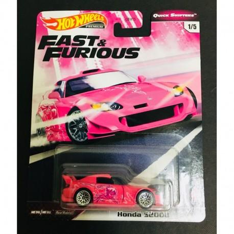 Hot Wheels 1:64 Fast & Furious Honda S2000