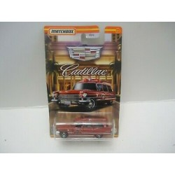 Matchbox 1:64 1963 Cadillac Ambulance