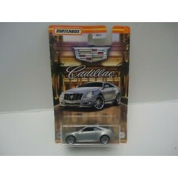 Matchbox 1:64 Cadillac CTS Coupe