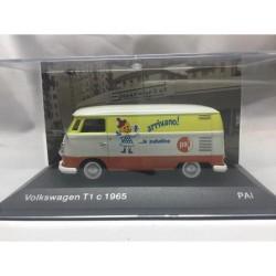 Magazine Models 1:43 Volkswagen T1 c 1965 - PAI