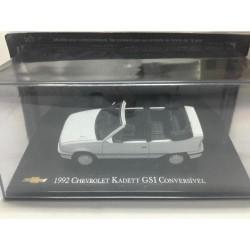 Magazine Models 1:43 1992 Chevrolet Kadett GSI Conversível