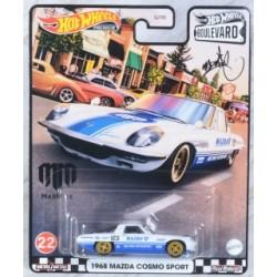 Hot Wheels 1:64 Premium Boulevard 2021 1968 Mazda Cosmo Sport