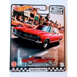 Hot Wheels 1:64 Premium Boulevard 2021 '64 Buick Riviera