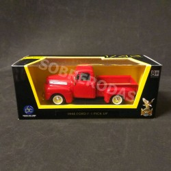 Lucky Diecast 1:43 1948 Ford F-1 Pick Up