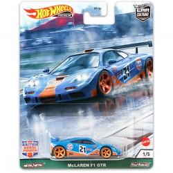 Hot Wheels 1:64 McLaren F1 GTR