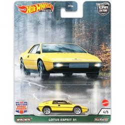 Hot Wheels 1:64 Lotus Esprit S1