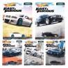 Hot Wheels 1:64 Fast & Furious Premium: Euro Fast