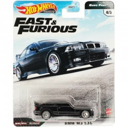 Hot Wheels 1:64 BMW M3 E36 (Fast & Furious Premium: Euro Fast)