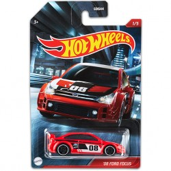 Hot Wheels 1:64 '08 Ford Focus (Cult Racers)