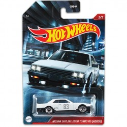 Hot Wheels 1:64 Nissan Skyline 2000 Turbo RS (KDR30) (Cult Racers)