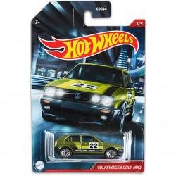 Hot Wheels 1:64 Volkswagen Golf Mk2 (Cult Racers)