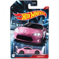 Hot Wheels 1:64 Scion FR-S (Cult Racers)
