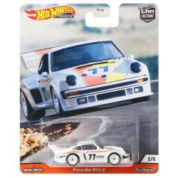 Hot Wheels 1:64 Porsche 934.5 (Car Culture: Thrill Climbers)