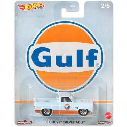 Hot Wheels 1:64 '83 Chevy Silverado  (Car Culture: Vintage Oil)