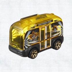 Matchbox 1:64 MBX Self Driving Bus (28-2021)