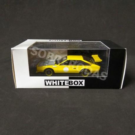 Whitebox 1 43 1973 Lamborghini Jarama Rally Sobre Rodas