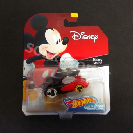 Hot Wheels 1:64 Mickey Mouse