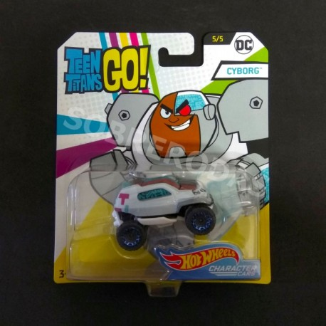 Hot Wheels 1:64 Cyborg