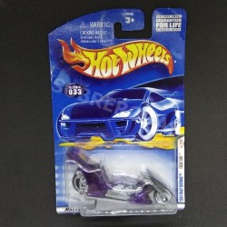 Hot Wheels 1:64 Fright Bike