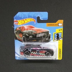 Hot Wheels 1:64 '07 Ford Mustang