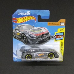 Hot Wheels 1:64 '16 Mercedes-AMG GT3