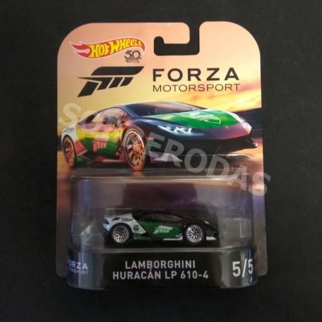 Hot Wheels 1:64 Lamborghini Huracán LP 610-4