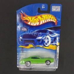 Hot Wheels 1:64 1971 Plymouth GTX