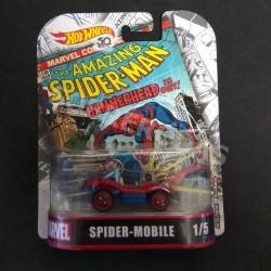 Hot Wheels 1:64 Spider-Mobile