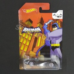 Hot Wheels 1:64 Batman The Brave And The Bold Batmobile