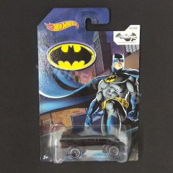 Hot Wheels 1:64 Batman Live Batmobile