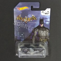 Hot Wheels 1:64 Batman Arkham Asylum Batmobile