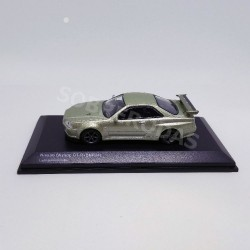 Kyosho 1:64 Nissan Skyline GT-R (BNR34)