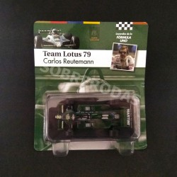 editorialSOL90 1:43 Team Lotus 79 - Carlos Reutemann