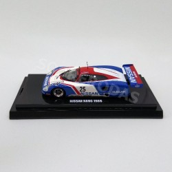 Kyosho 1:64 Nissan R89C 1989 no.25 LM