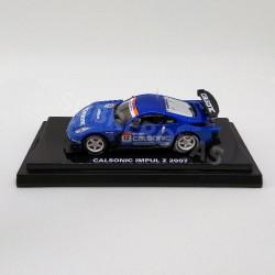 Kyosho 1:64 Nissan CALSONIC IMPUL Z 2007