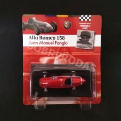 editorialSOL90 1:43 Alfa Romeo 158 - Juan Manuel Fangio