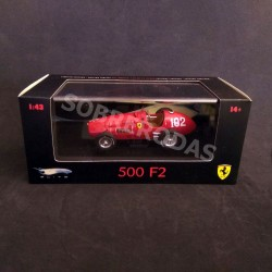 Hot Wheels Elite 1:43 Ferrari 500 F2