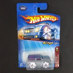 Hot Wheels 1:64 Ford Bronco Concept