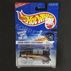 Hot Wheels 1:64 Rail Rodder