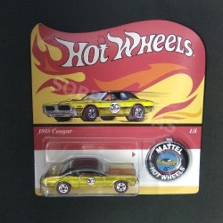 Hot Wheels 1:64 1968 Cougar
