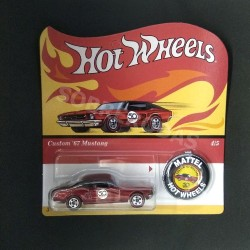 Hot Wheels 1:64 Custom '67 Mustang