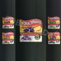 Hot Wheels 1:64 50th Anniversary Originals Series (Set)