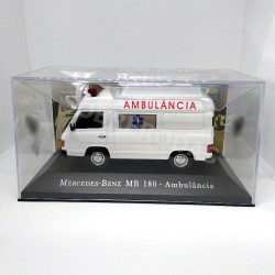 Altaya 1:43 Mercedes-Benz MB 180 (Ambulância)