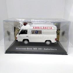 Altaya 1:43 Mercedes-Benz MB 180 (Ambulância)