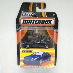 Matchbox 1:64 '06 Bentley Continental GTE